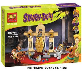 Конструктор Bela 10428 Скуби-Ду Тайна музея Мумий (аналог Lego Scooby-Doo 75900)