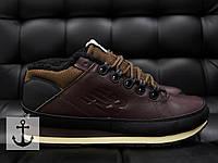 Зимние кроссовки (МЕХ) New Balance 754 Brown