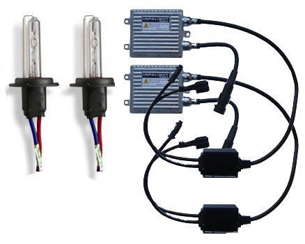 Комплект ксенонового света Infolight Expert H8-11 4300K 35W, фото 2
