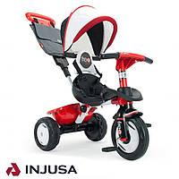 Трехколесный велосипед BODY SPORT красный Injusa 325, фото 1
