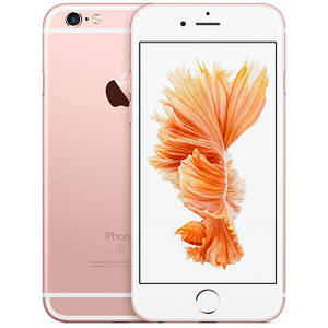 Apple iPhone 6s 64GB Rose Gold идеал, бу / как новый