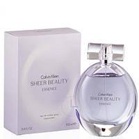 Женская Парфюмированная вода  Calvin Klein Sheer Beauty Essence  100 ml.   Лицензия