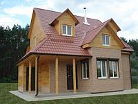 Канадский Дом под Ключ - Строительство и Производство Канадских Домов