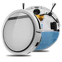 Робот пылесос Chuwi iLIFE V5 Silver 2600 мАч