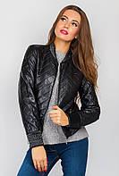 Куртка женская стильная AG-0004398 Черный