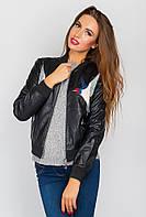 Куртка женская стильная AG-0004400 Черный