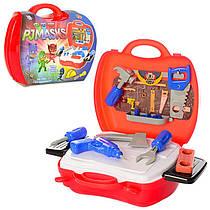 Копія Набір інструментів у валізці (маленька майстерня), DN836U-PJ