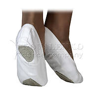 Балетки без кож.носочка и резиночек, Kovalenko Dance р. 30 , фото 1