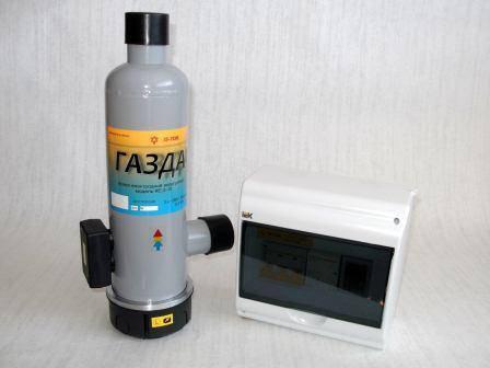 Комплект - котел электродный «ГАЗДА» КЕ-3-25 и автоматика G105-3-25, фото 2