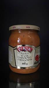 Мясные фрикадельки в томатно-сметанном соусе, Pekok - Pulpetty 500г.