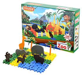 Конструктор Зоопарк (228 эл)  4802