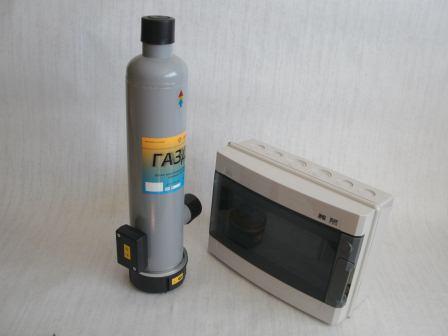 Комплект - котел электродный «ГАЗДА» КЕ-3-50 и автоматика G105-3-50