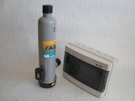 Комплект - котел электродный «ГАЗДА» КЕ-3-50 и автоматика G105-3-50, фото 2