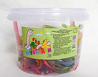Жувасики червяки жевательный мармелад 150 шт