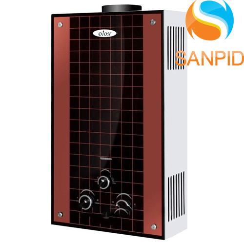 Газова колонка Dion JSD 10 дисплей (гриль)