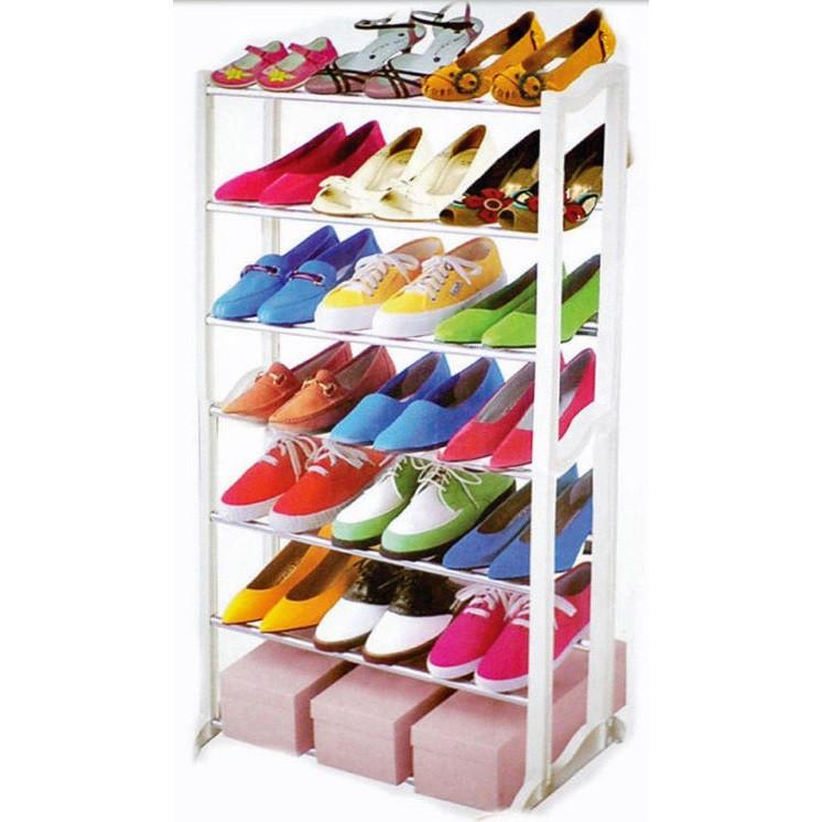 Картинки по запросу Органайзер для обуви Amazing Shoe Rack