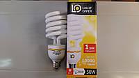 Лампа энергосберегающая LightOffer 50W E27 5000K