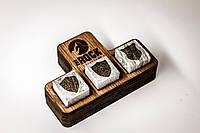 Камни для виски Whiskey stones THEROCK Shield