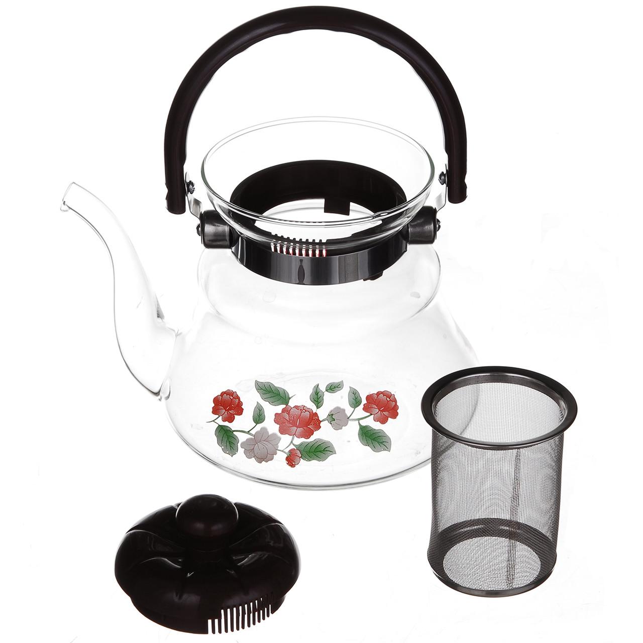 Заварочный чайник A-PLUS 1.0 л (1040)