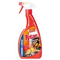 Жидкость для чистки каминных стекол и грилей Tytan 500 мл