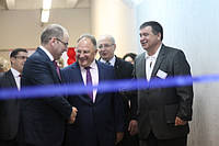 10 октября 2017 года  на базе ГУЗ Одесский Центр ПТО открылся новый учебно-практический строительный центр  фирмы «Кнауф»