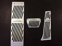 Накладки на педали AC Schnitzer для BMW Х5 e53