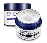 Активный плацентарный крем для лица MIZON Placenta Ampoule Cream, оригинал