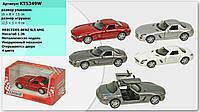 "Машина металлиская ""Kinsmart"", арт KT5349W ""Mercedes-Benz SLS AMG"""