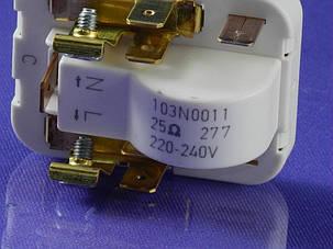 Пусковое реле Danfoss серии TL, NL, FR, SC, PL (103N0011), фото 2