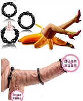 Эрекционные кольца - разного диаметра (3 штуки), фото 1