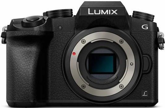 Фотоапарат Panasonic Lumix DMC-G7 Body