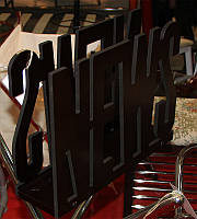 Газетница SR-0451, современная настольная газетница деревянная, подставка для газет и журналов
