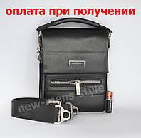 Мужская кожаная сумка, барсетка под бренд Polo Jeep langsa купить
