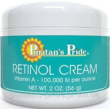 Puritan's Pride Retinol Cream 56g, фото 2