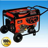Генератор газ/бензин Vitals Master EST 6.0 bng(6,5 кВт)