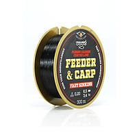 Леска Cralusso Feeder & Carp F.C. 300 м 0.25 мм