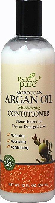 Perfectly Pure Moroccan Argan Oil Conditioner 354ml