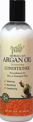 Perfectly Pure Moroccan Argan Oil Conditioner 354ml, фото 2