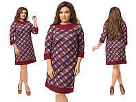 Женское платье батал 5781-1 Appeleline