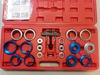 Набор оправок для монтажа и демонтажа сальников, 27-58 мм, кейс, 22 предмета 1-A1044