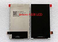 Дисплей для Lenovo A328, #F0450600 M1-C, 25 pin