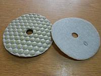 Алмазные гибкие шлифовальные круги черепашки № 0 для сухой обработки камня, керамики, стекла, металла