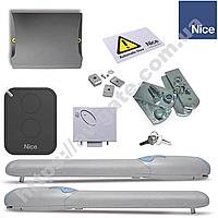Комплект автоматики Nice для распашных ворот (створка до 2 м) Wingo KCE/W