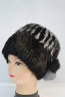 Зимняя женская шапка кубанка