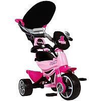 Трехколесный велосипед BODY SPORT розовый Injusa 3252, фото 1