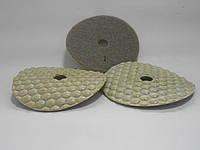 Алмазные гибкие шлифовальные круги черепашки № 1 для сухой обработки камня, керамики, стекла, металла