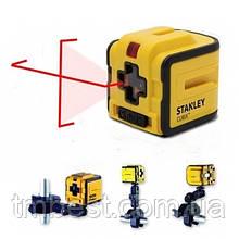 Уровень лазерный Stanley Cubix (STHT1-77340)