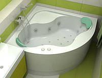 Гідромасажна ванна Koller Pool ATLANTA 150х150 з системою ECO COMBI LIGHT Австрія