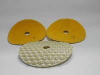 Алмазные гибкие шлифовальные круги черепашки № 2 для сухой обработки камня, керамики, стекла, металла