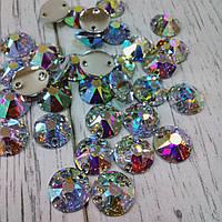 Риволи Crystal AB xirius, 12mm